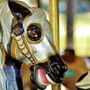 Carousel Horse 2 Poster