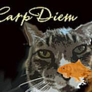 Carp Diem Poster