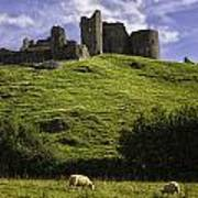 Carreg Cennan Castle Poster