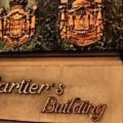 Cartier Jewellery Poster