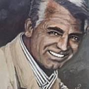 Cary Grant Poster by Shirl Theis