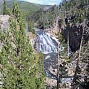 Cascade Canyon Poster