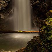 Cascade Falls 8 Poster