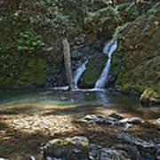 Cascade Falls Poster