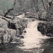Cascade On Taum Sauk Mountain 2 Poster