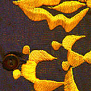 Cash Brass Poster