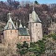 Castell Coch Poster