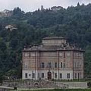 Castello Di Pamparato Poster