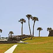 Castillo De San Marcos St Augustine Fl Poster