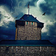Castle Burg Poster