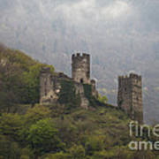 Castle In The Mountains. Poster