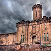 Castle Of Solitude Poster