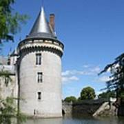 Castle Sully Sur Loire - France Poster