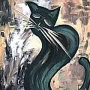 Cat 527-11-13 Marucii Poster