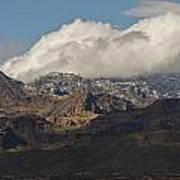 Catalina Mountains Tucson Arizona Poster