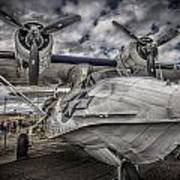 Catalina Pby-5a Miss Pick Up Hdr Poster