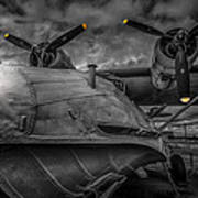 Catalina Pby-5a Miss Pick Up Mono Poster