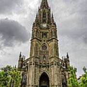 Catedral Del Buen Pastor Poster