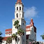 Cathedral Basilica Of St. Augustine Poster