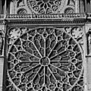 Cathedral De Notre Dame Poster