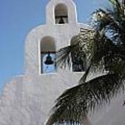 Catholic Church Playa Del Carmen Poster