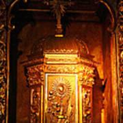Catholic Tabernacle  Poster