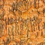 Cave Formation 5 Poster