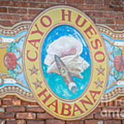 Cayo Hueso Habana Key West - Hdr Style Poster