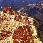 Cedar Breaks Utah Poster