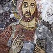 Ceiling Of The Sumela Monastery Poster