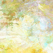 Celebrate Spring Abstract Art  Poster