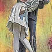 Celebration Embrace Poster
