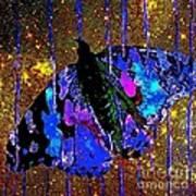 Celestial Butterfly Poster
