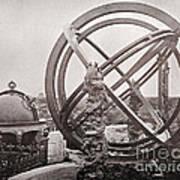 Celestial Globe And Sphere Beijing Poster