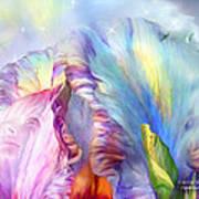 Celestial Goddesses Poster