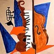 Cello II Poster
