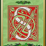Celtic Christmas S Initial Poster