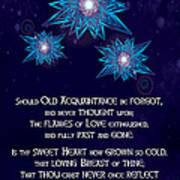 Celtic New Year Poster