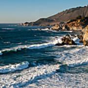 Central Coastal California 2.2609 Poster