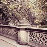 Central Park - New York Poster