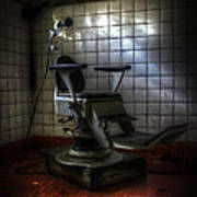 Chair Of Horror Poster
