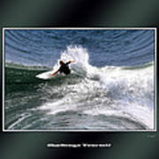 Challenge Yourself-surf Poster
