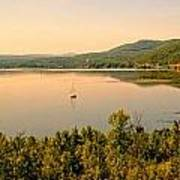 Champlain Viewed From Ticonderoga Poster