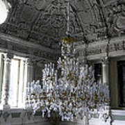 Chandelier - Yusupov Palace - Russia Poster