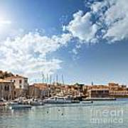 Chania Town On Crete Poster