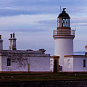 Chanonry Point Lighthouse Poster