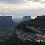 Chapada Diamantina Landscape 2 Poster