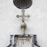 Chapel Entrance Detail Poster