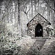 Chapel In The Woods Poster