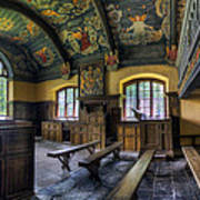 Chapel Paintings Poster